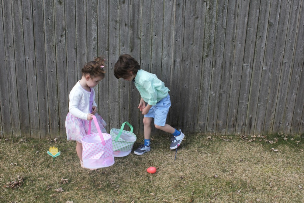 easter style for kids