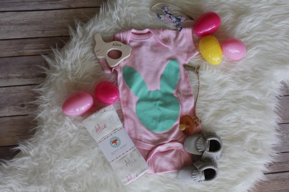 newborn easter basket ideas