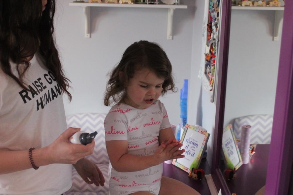socozy hush // natural haircare for sensitive babies and kids