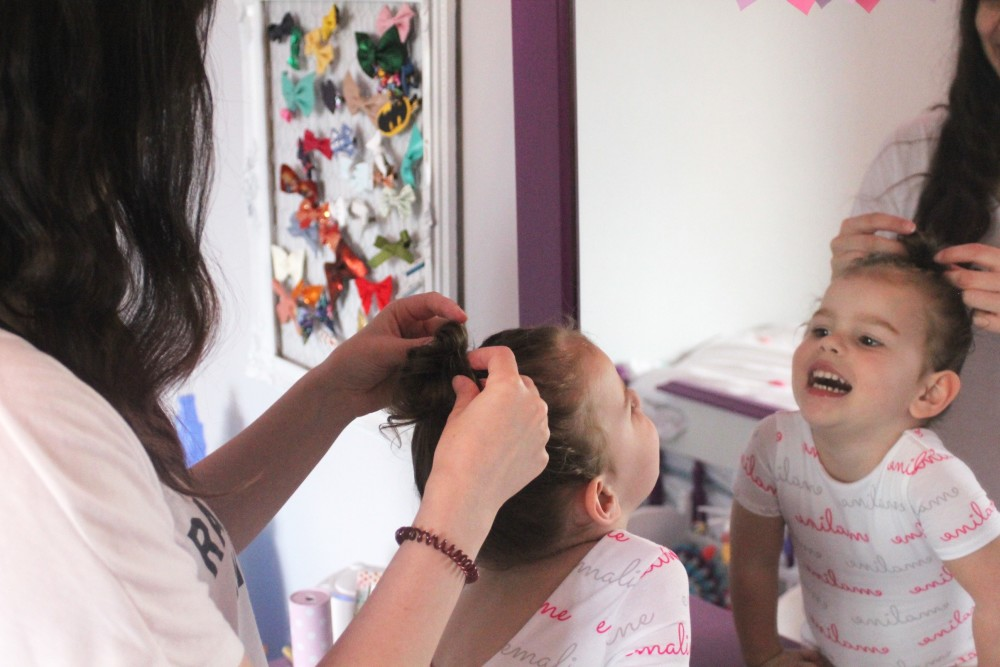 natural styling products for sensitive kids