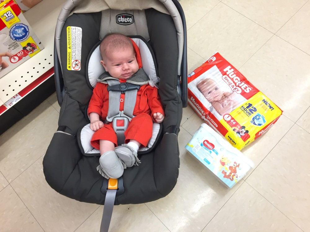 Huggies one & done wipes at family dollar