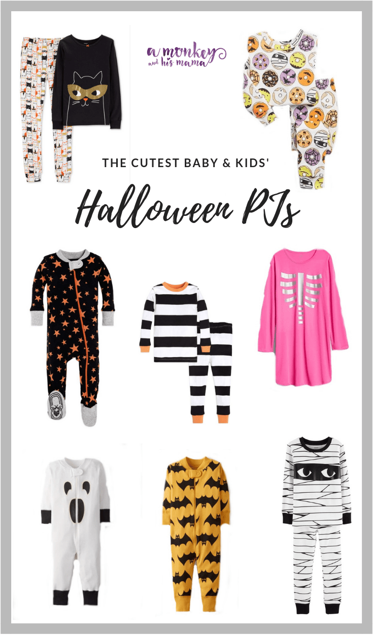 cutest halloween pajamas for kids and babies at some of the best prices this post contains affiliate links i may make commission from clicks or