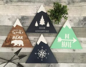 Woodland Nursery Ideas Perfect Baby Room A More Crafty Life