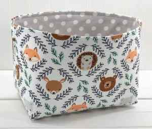 Woodland nursery idea - boy nursery theme - amorecraftylife.com #baby #nursery
