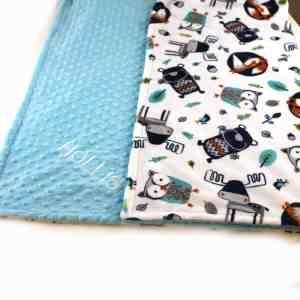 Woodland nursery idea - boy nursery theme - amorecraftylife.com