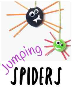 spider kid crafts- fall kid craft - halloween kid craft- crafts for kids - amorecraftylife.com #kidscraft #craftsforkids #preschool