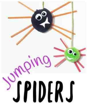 spider kid crafts- fall kid craft - halloween kid craft- crafts for kids - amorecraftylife.com #kidscraft #craftsforkids #preschool