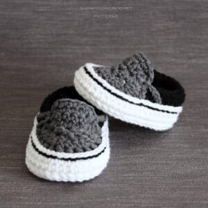 c3fd332049ce Vans Shoes · baby shoes crochet patterns - baby gift - crochet pattern pdf  - amorecraftylife.com