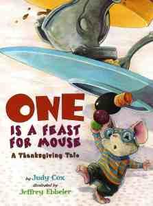 one is a feast for a mouse book - thanksgiving activities - fall kid craft - thanksgiving kid craft - amorecraftylife.com #kidscraft #craftsforkids #preschool