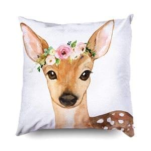 girl deer nursery - girl Woodland nursery idea - girl nursery theme - animal nursery - amorecraftylife.com #baby #nursery #babygift #woodland
