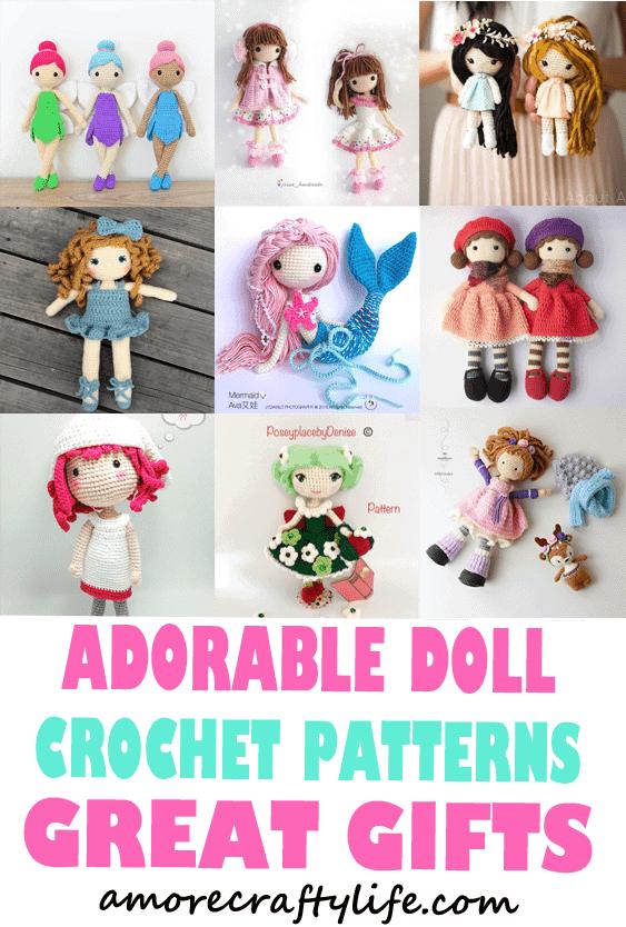 Crochet PATTERN how to crochet bratz doll top and shorts | Etsy | 834x563