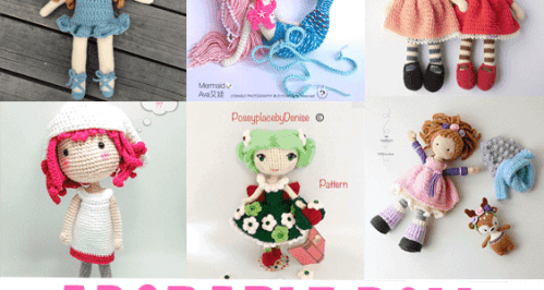 Ballerina doll amigurumi pattern - Amigurumi Today | 266x500