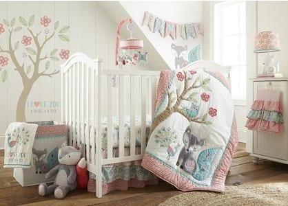 Girl Fox Nursery Theme Ideas A More Crafty Life