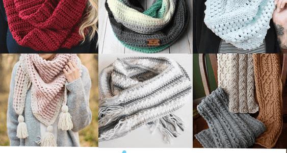 7887e1ee798 scarf crochet pattern- crochet pattern pdf - amorecraftylife.com  crochet   crochetpattern