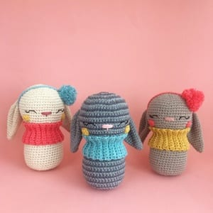 The Secret To Perfect Amigurumi + Crochet Ball Pattern - Just Be ... | 300x300
