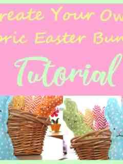 bunny tutorial - easter bunny -diy - sewing tutorial