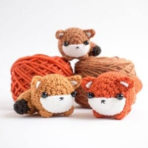 Amigurumi for Beginners Crochet animals free amigurumi patterns ... | 300x300