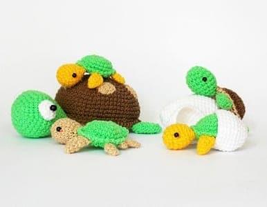 beginner amigurumi crochet pattern- crochet pattern pdf - amigurumi amorecraftylife.com #crochet #crochetpattern