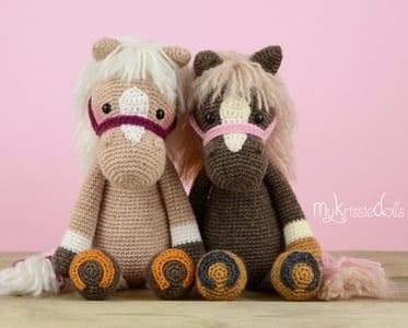 Crochet Lil' Baby Unicorn Amigurumi Free Pattern- #Amigurumi ...   300x373