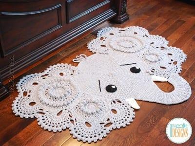 Amigurumi Elephant Nina Free Crochet Pattern in 2020   Crochet ...   300x400