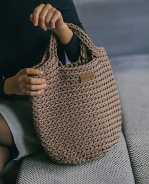 bag crochet patterns - handbag crochet pattern- purse tote- crochet pattern pdf - amorecraftylife.com #crochet #crochetpattern
