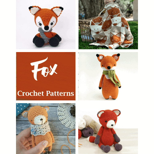 20 Easy and Adorable Crochet Toys That'll Melt Your Heart ... | 500x500