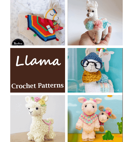 Luna the little donkey amigurumi pattern - Amigurumipatterns.net | 500x468