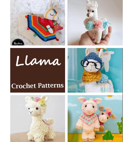 Think You Can Resist This Adorable Amigurumi Alpaca Family? Get ... | 500x468
