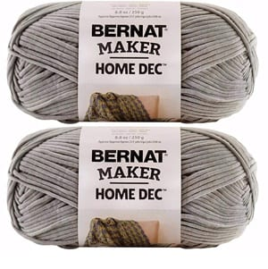 Bernat Maker Home Dec Yarn Clay