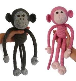 Free Naughty Monkey Amigurumi Pattern – Easy DIY | Crochet toys ... | 322x300