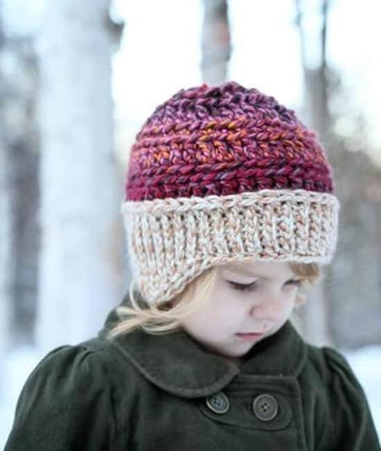 noah's bulky hat crochet patterns- winter hat crochet pattern- amorecraftylife.com #crochet #crochetpattern #diy