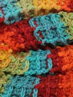 free waffle baby blanket crochet pattern - amorecraftylife.com #baby #crochet #crochetpattern #freecrochetpattern