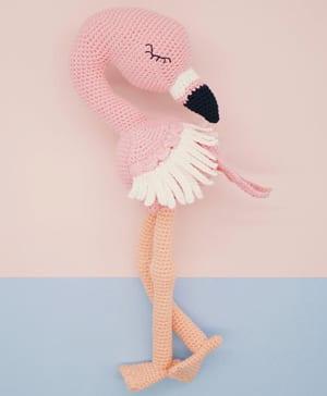 Crochet flamingo Patterns - Cute Gifts - A More Crafty Life - #amigurumi #crochet #crochetpattern