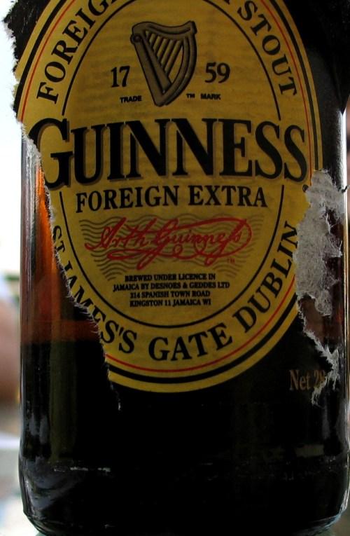 Guinness Foreign Extra Jamaica