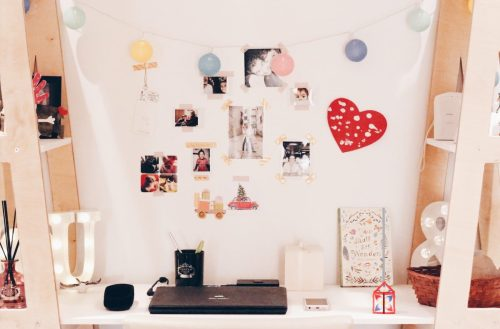 new workspace DIY by Guigz