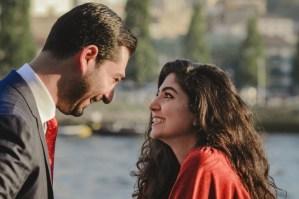 surpresa num pedido de casamento na ribeira do douro