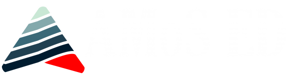 Logo AMoS ED Scris alb
