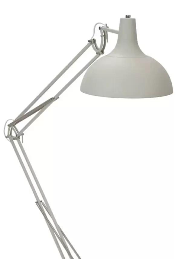 Pr Home Antwerp Soft White Floor Lamp