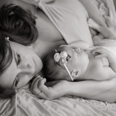 Mom Life is Hard: Coping with Postpartum Depression