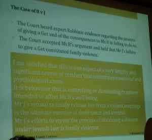 Divorce case B v. J Slide 3 by Faigenbaum