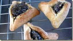 Poppyseed hamantashen