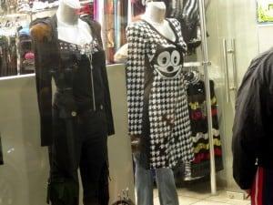 Mickey Mouse Fashion