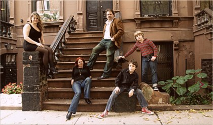Brownstone Stoop