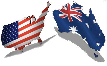 US vs Australia