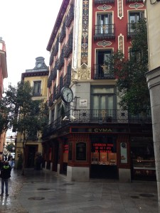 The Oldest Hotel in Madrid