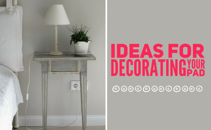 Decorating Your Living Space—Read These Tips