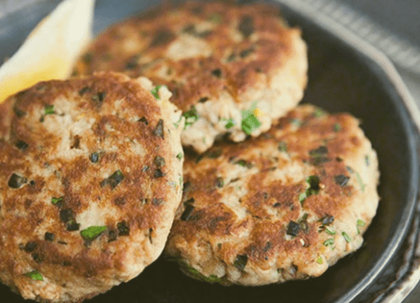 Quick and Easy Tuna Fish Patties Recipe 1