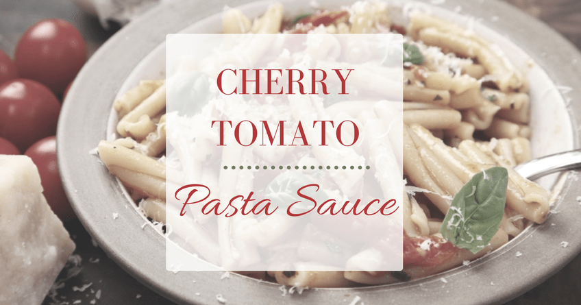 Pasta Sauce in 10 Minutes: Flavor-Packed and Easy
