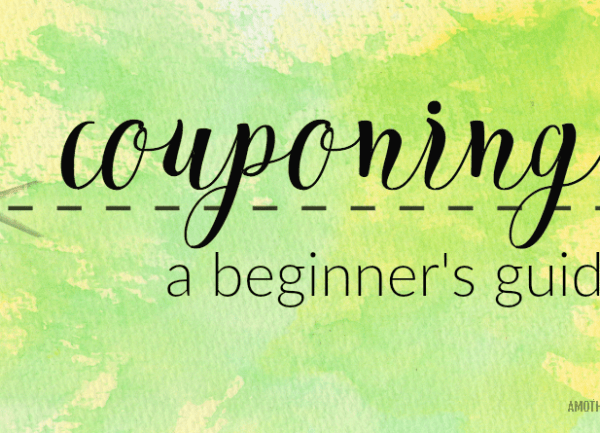 A Beginner's Guide to Successful Couponing