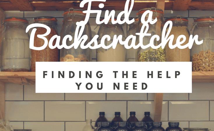 Find a Backscratcher
